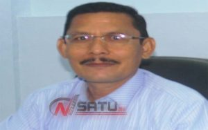 Asisten pembangunan dan Kesra setdakab abdya, Syaiful Azhar