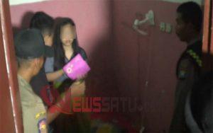 Sekamar Dengan Pria, Gadis Dibawah Umur Terjaring Razia