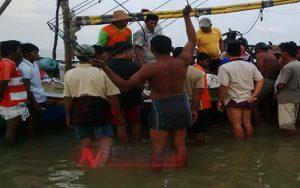 Seorang Nelayan Di Pamekasan Meninggal Diatas Perahu
