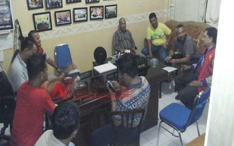 Diduga Lakukan Pungli, Warga Kota Langsa Aceh Ditangkap Satgas Saber Pungli