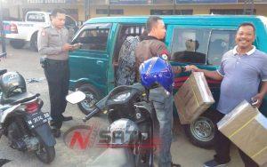 Distribusi Naskah UN SMP ke Wilayah Kepulauan Sumenep Rampung