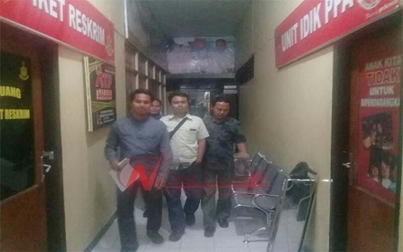 Forsi PAC GP Ansor Sumenep Laporkan Pemilik Akun Facebook Gaki Farid Ke Polisi