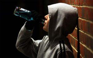 Ilustrasi Pemuda Mabuk Diamankan Polisi