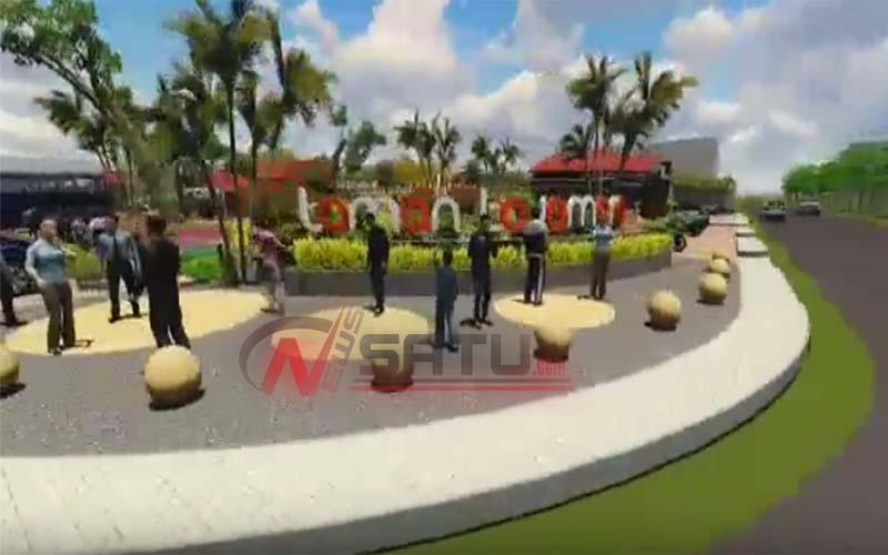 Inilah Desain Nata Kota, Bangun Desa Pemkab Sumenep