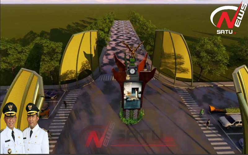 Inilah Video Desain Nata Kota Bangun Desa Sumenep