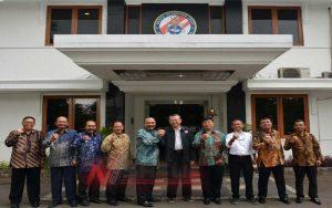Mantan Wakil Ketua KPK Jadi Penasehat Bakamla RI