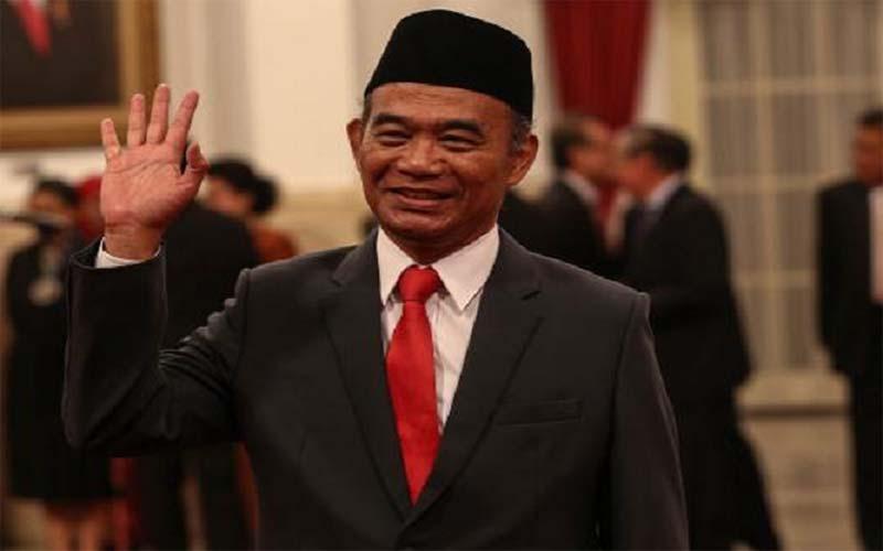 Menteri Pendidikan dan Kebudayaan (Mendikbud), Muhajir Effendy