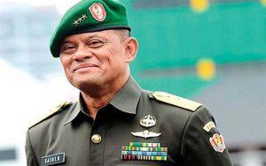 Panglima TNI; Masyarakat Jangan Mudah Percaya Berita Bohong