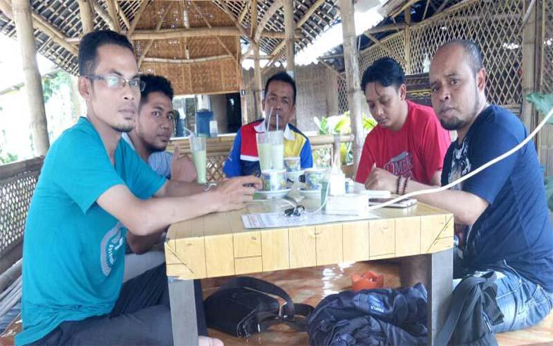 Pemilik Media Online Di Madura, Gelar Rakor Program Kerja SMSI