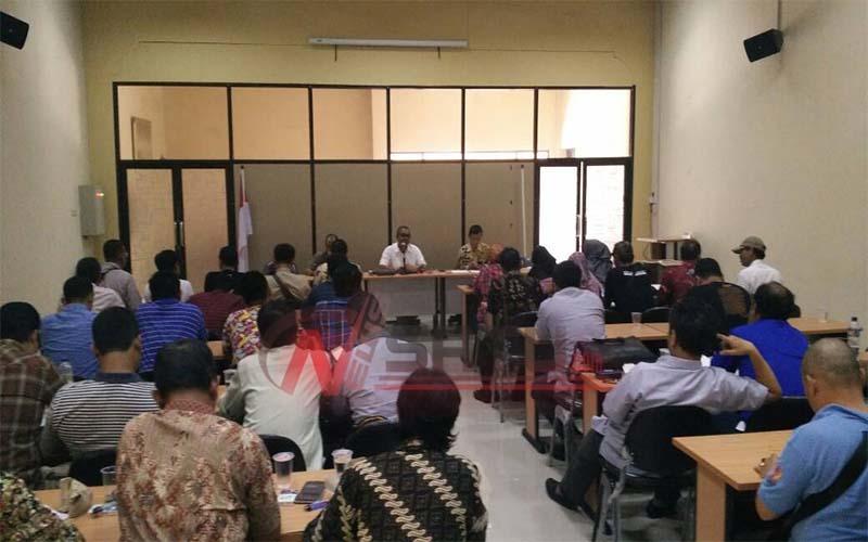 Ratusan Media Cyber Deklarasi Serikat Media Siber Indonesia (SMSI) Jatim