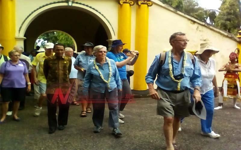 Tahun 2017, Kunjungan Wisman Ke Sumenep Capai 5 Ribu