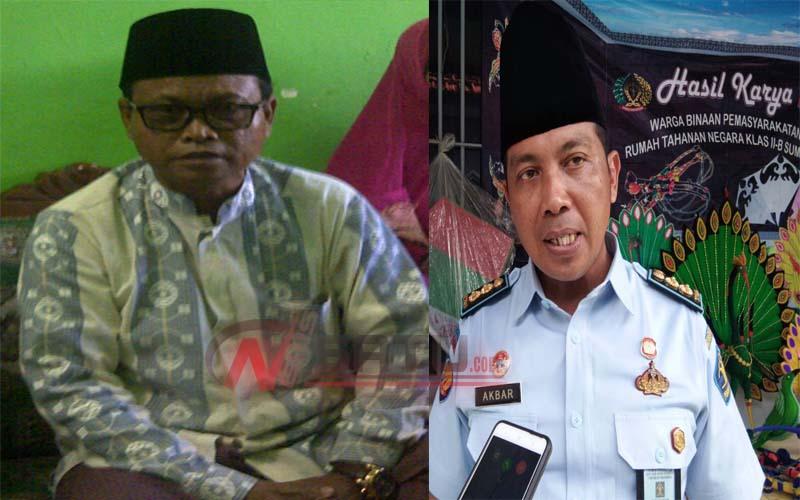 Baharuddin, Mantan Ketua DPC PPP Sumenep Hirup Udara Bebas