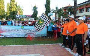 Hardiknas, Ribuan Siswa Di Sumenep Ikuti JJS Dinas Pendidikan