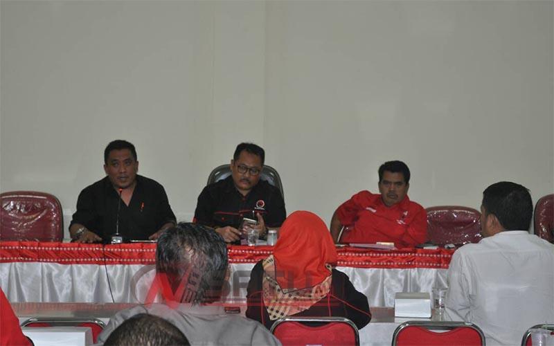 Ketua DPC PDI-P Bondowoso Irwan Bahtiar Rahmat