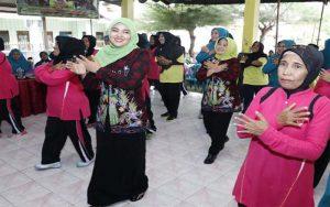 Nurfitriana Busyro; Yuk Budayakan Perilaku Sehat