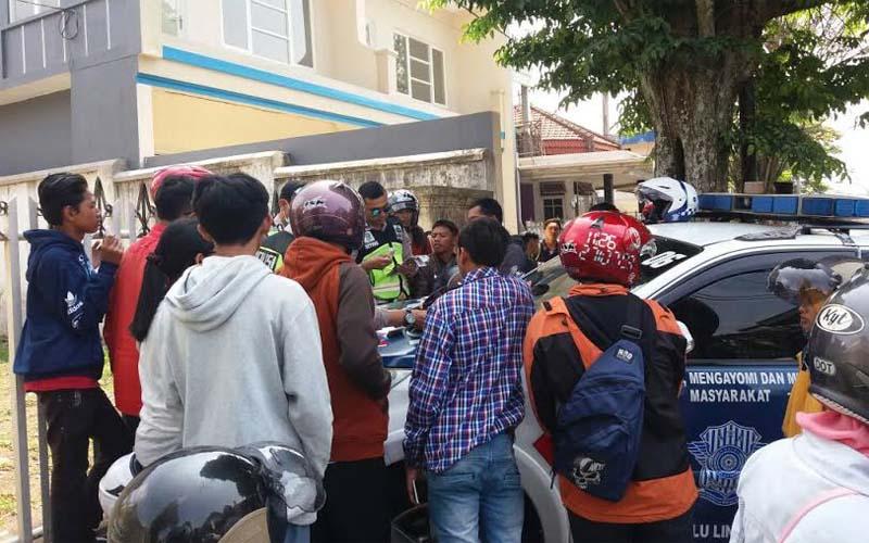 Operasi Patuh, Belasan Pengendara Di Kota Batu Terjaring Razia