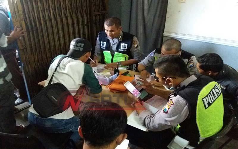 Operasi Patuh Semeru 2017, Satlantas Polres Batu Hanya Tilang 54 Pelanggar