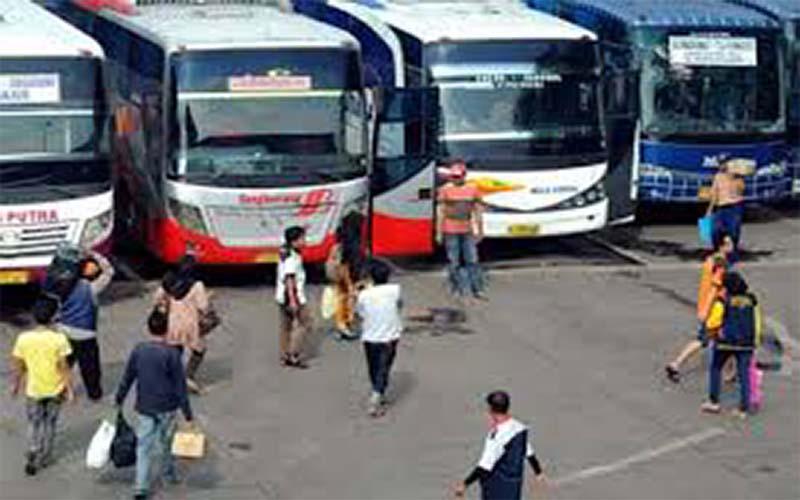 Pemkot Malang Sediakan 15 Armada Bus Mudik Gratis