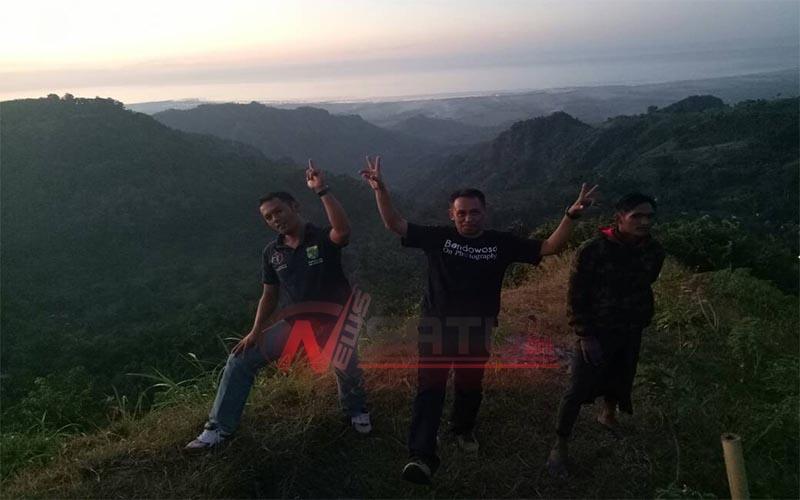 Pesona Puncak Bukit Kalajengking Di Bondowoso