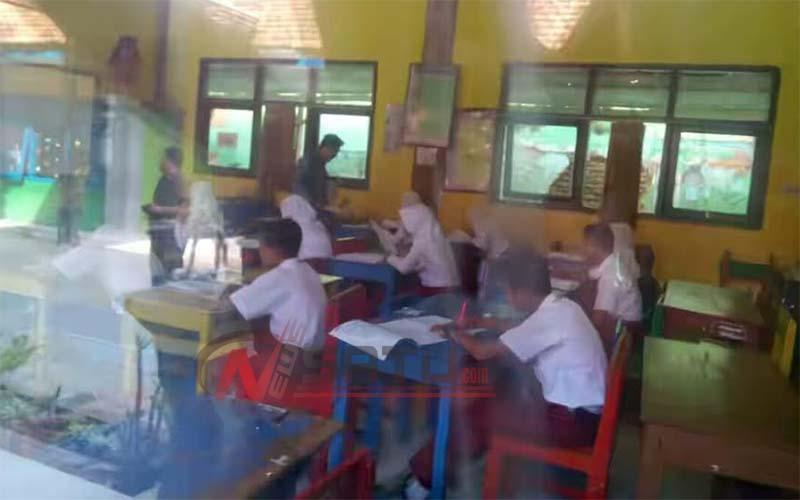 Puluhan Ribu Siswa SD Di Sumenep Ikuti Ujian Nasional