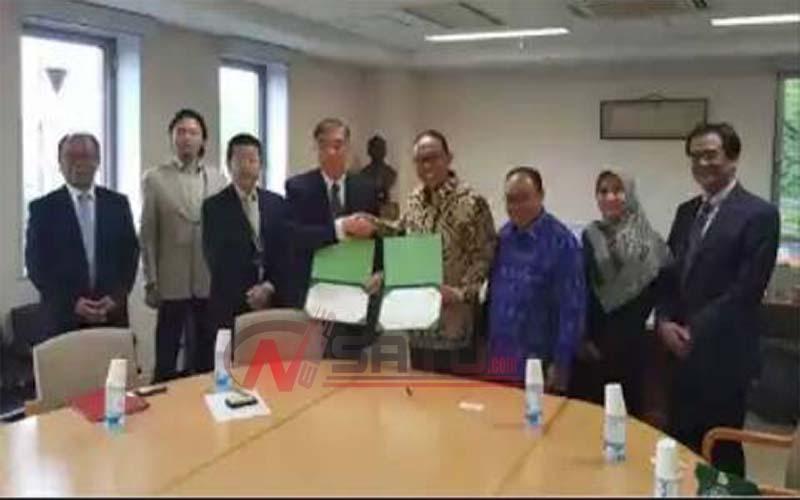 Rektor Unisma Kunjungi Tiga Universitas Di Jepang