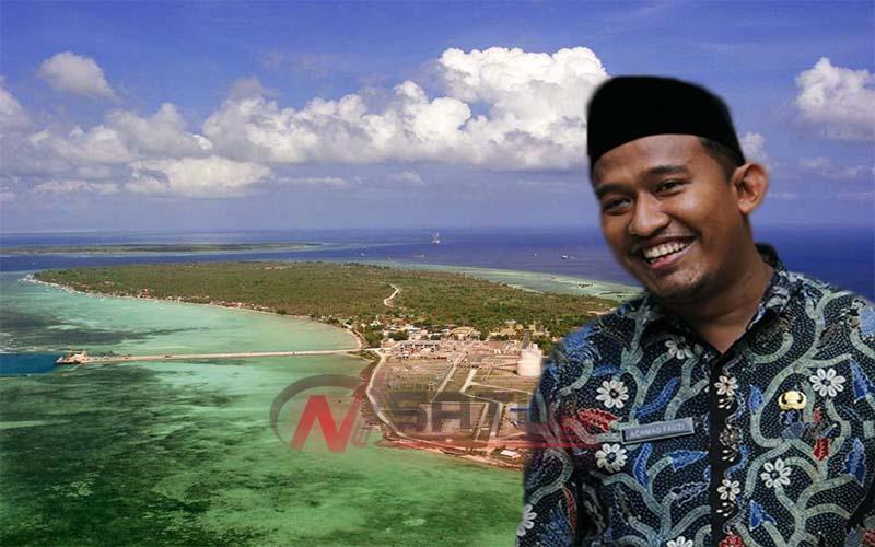 Wabup Fauzi; Optimalkan PKPO Untuk Mempercepat Pembangunan Di Kepulauan