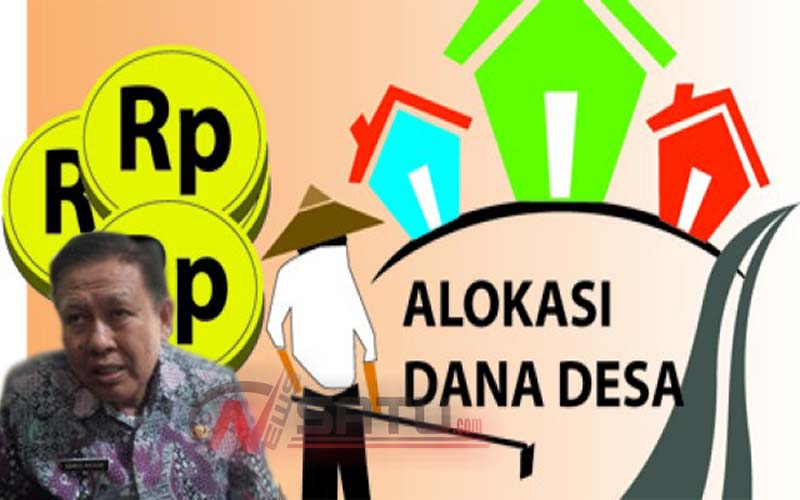 APBDes Belum Rampung, DD Dan ADD Puluhan Desa Di Sumenep Terancam Hangus