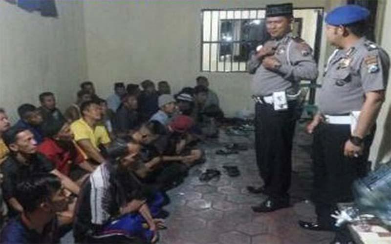 Antisipasi Tahanan Kabur, Polres Bondowoso Lakukan Pemeriksaan Tahanan