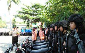 Cegah Gangguan Kriminalitas, Polres Sampang Bentuk Tim Crime Hunter