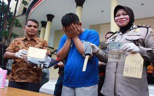 Diduga Lakukan Kekerasan Seksual, Pria Ini Ditangkap Polrestabes Surabaya