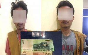 Gunakan Narkoba, Dua Pegawai Bengkel Ditangkap Polrestabes Surabaya