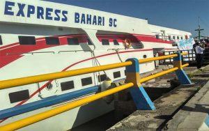Kandas Di Perairan Raas, Kapal Mudik Gratis Trip Ketiga Jangkar Raas Ditunda