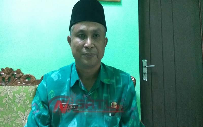 Kepala Bidang Pembinaan SMP Dinas Pendidikan Kabupaten Sumenep, Moh Iksan