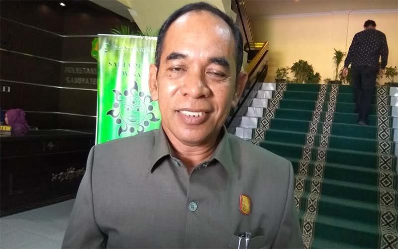 Kepala Satpol PP Sumenep, Fajar Rahman