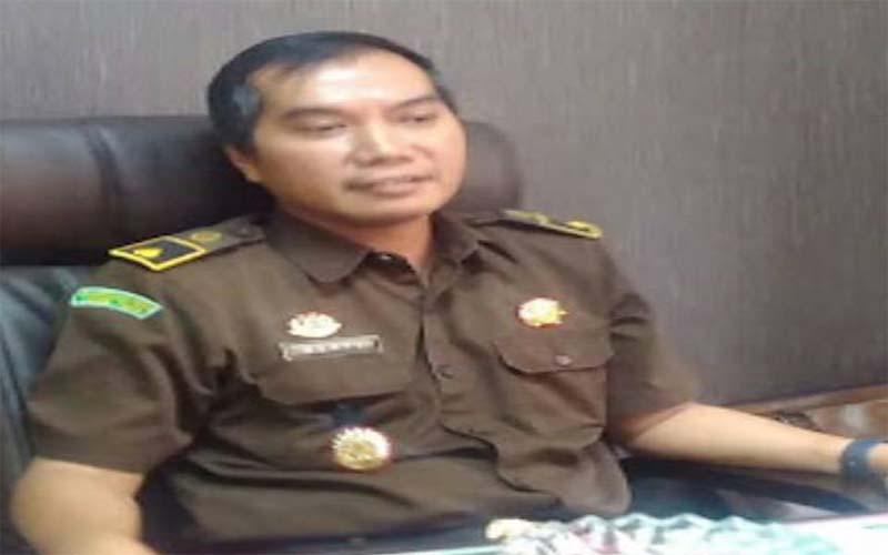 Kepala Seksi Pidana Khusus (Kasi Pidsus) Kejari Kota Malang, Wahyu Triantono
