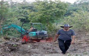 Lokasi Pembangunan Jembatan Gantung Di Desa Gentong Bondowoso