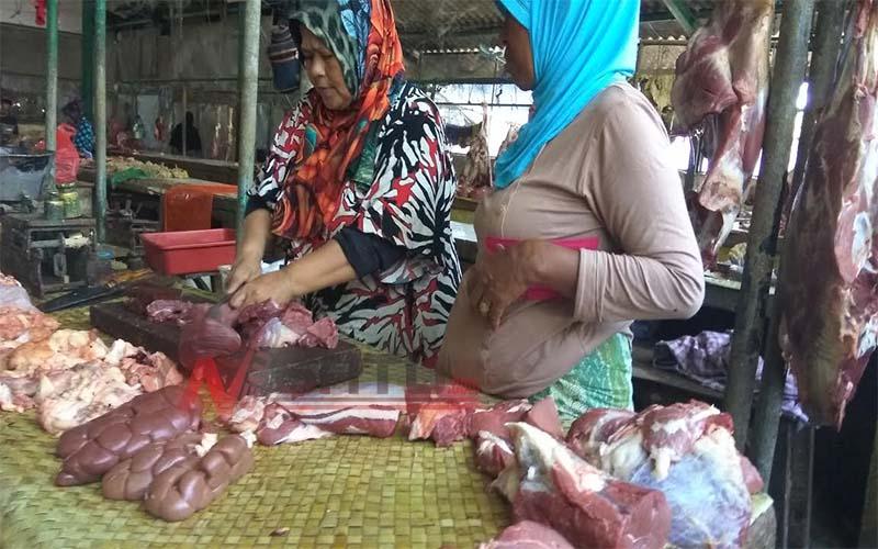 Pemkab Sumenep Awasi Peredaran Daging