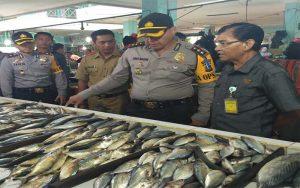 Polres Bengkalis Temukan Ikan Tak Layak Konsumsi Dijual Pedagang