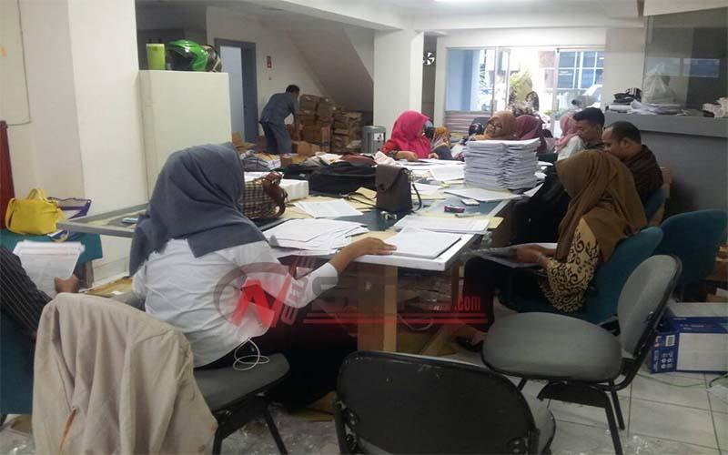 Puluhan Mahasiswa STKIP PGRI Sumenep Magang DI BNI