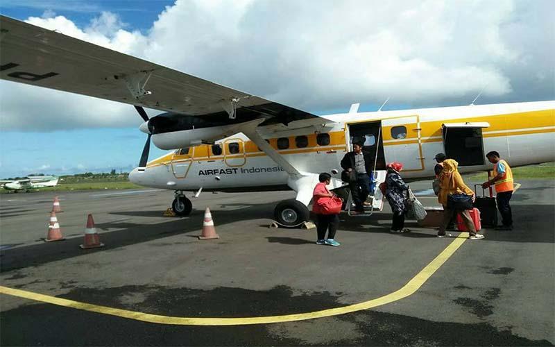 Tahun 2018, Pesawat Perintis Layani Sumenep-Sapeken