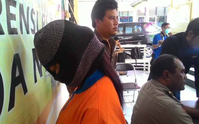 Edarkan Narkoba, Wanita Hamil Asal Mataram Ditangkap Polisi