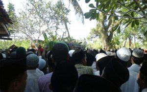 Innalillahi Wa Inna Ilaihi Raji'un Pengasuh Ponpes Salafi Tengghina Ambunten Wafat