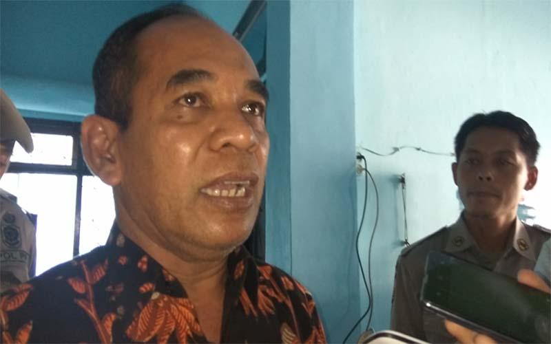 Kepala Satpol PP Sumenep, Fajar Rahman, Pasangan Mesum Diamankan Satpol PP