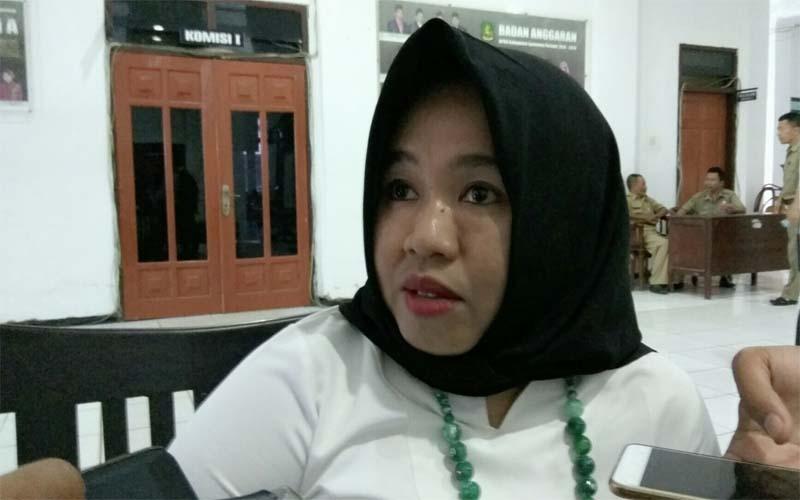 Ketu KI Sumenep, R Hawiyah Karim; Kepala Desa Tidak Transparan, Penggunaan DDADD Dominasi Sengketa KI
