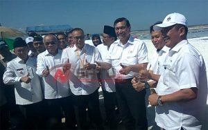 Menko Kemaritiman; Indonesia Tetap Buka Kran Impor Garam