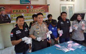Polrestabes Surabaya Tembak Mati Bandar Narkoba