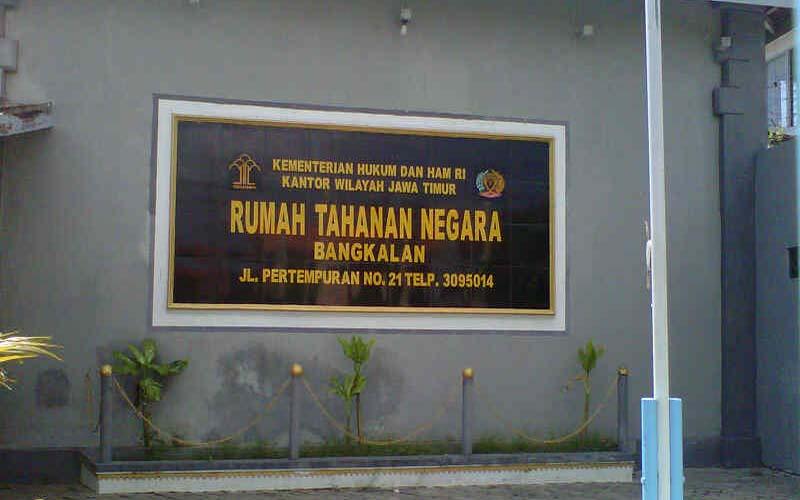 Remisi Kemerdekaan, 4 Penghuni Rutan Bangkalan Bebas