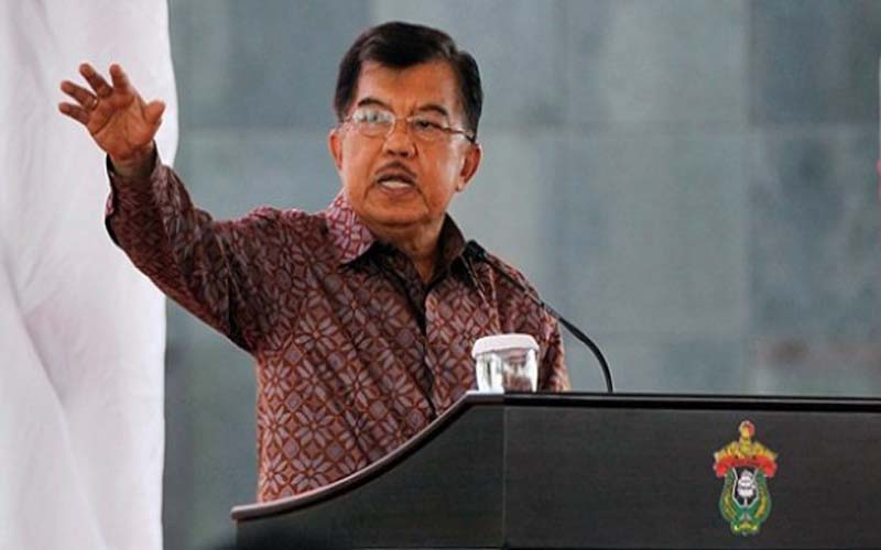 Wakil Presiden Republik Indonesia (RI) Jusuf Kalla