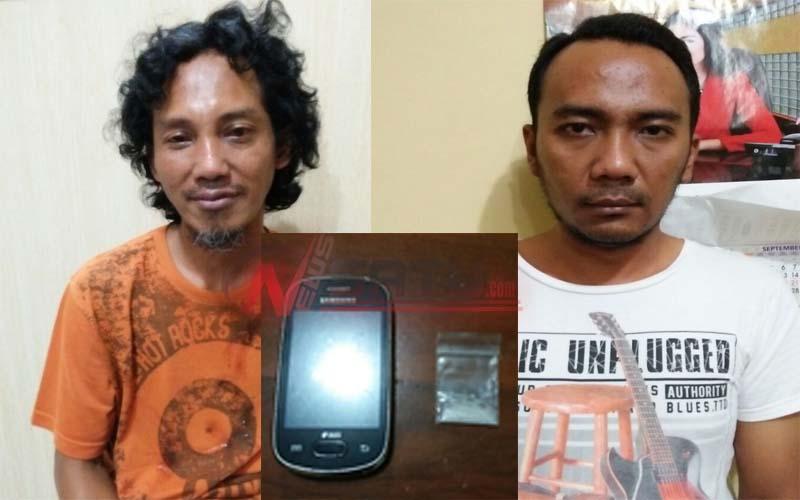 Bawa Sabu, Dua Pemuda Sumenep Diamakan Polisi