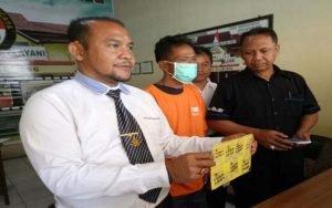 Diduga Jadi Pengedar Narkoba, Warga Buleleng Bali Diamakan Polisi